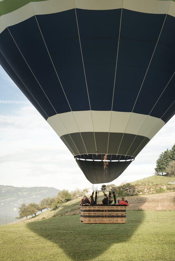 Ballon, Fahrt, Gruppe