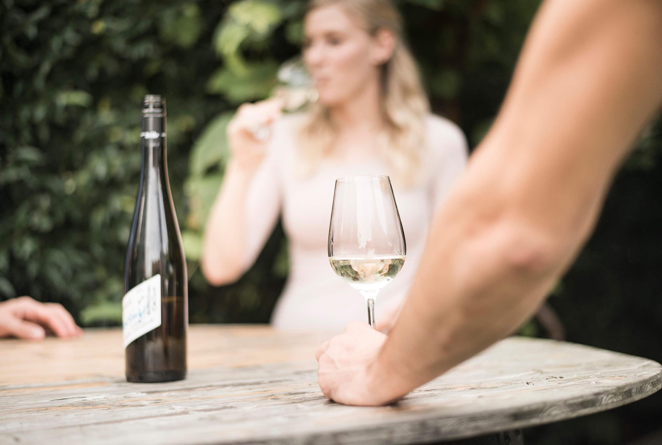 Region, Wein, Verkostung