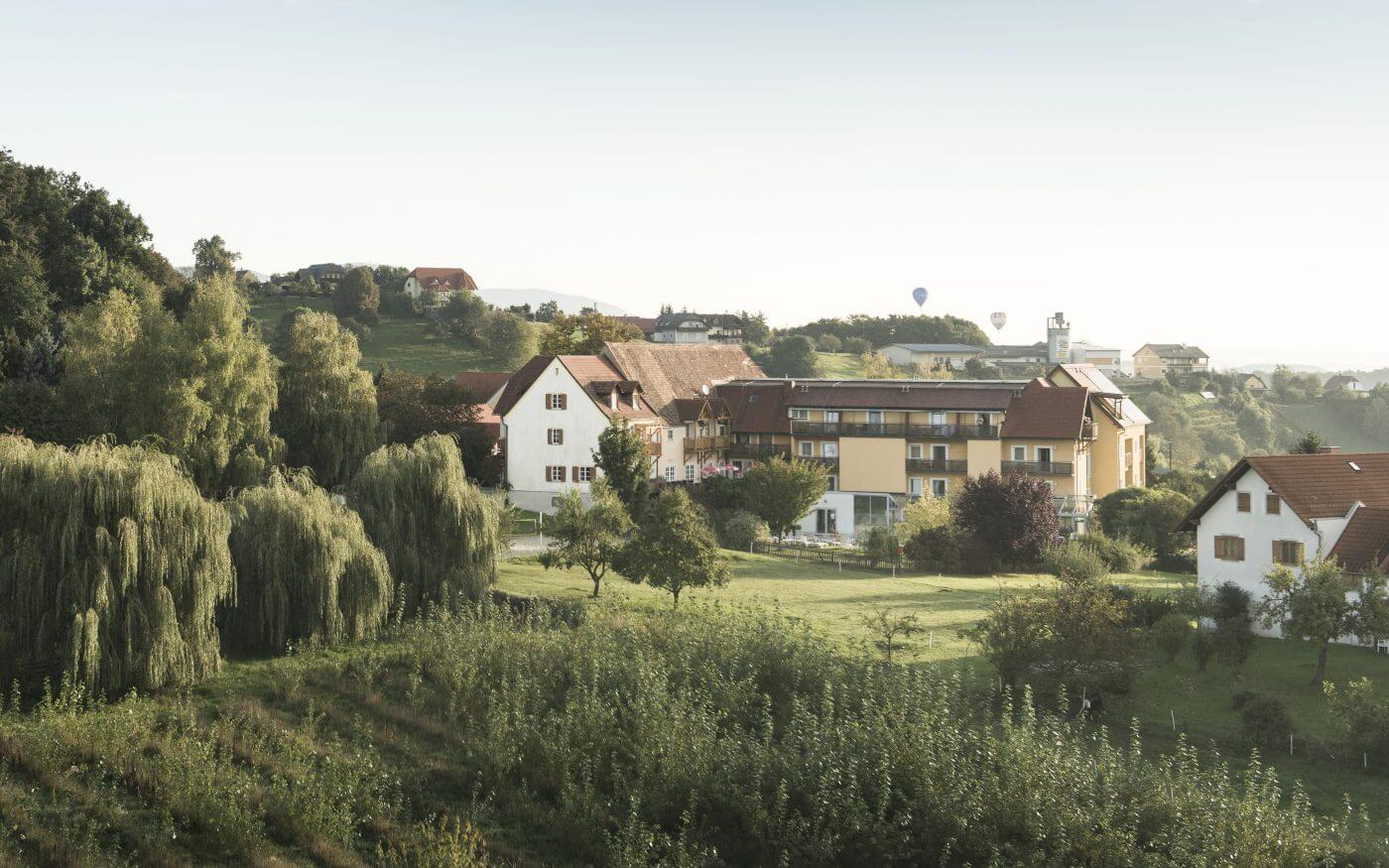 Hotel, Oststeiermark, Apfelland