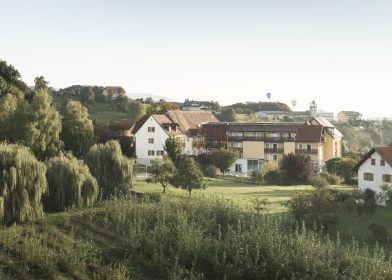 Ballonhotel Thaller in Hofkirchen