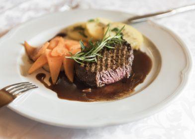 Steaktage im Ballonhotel