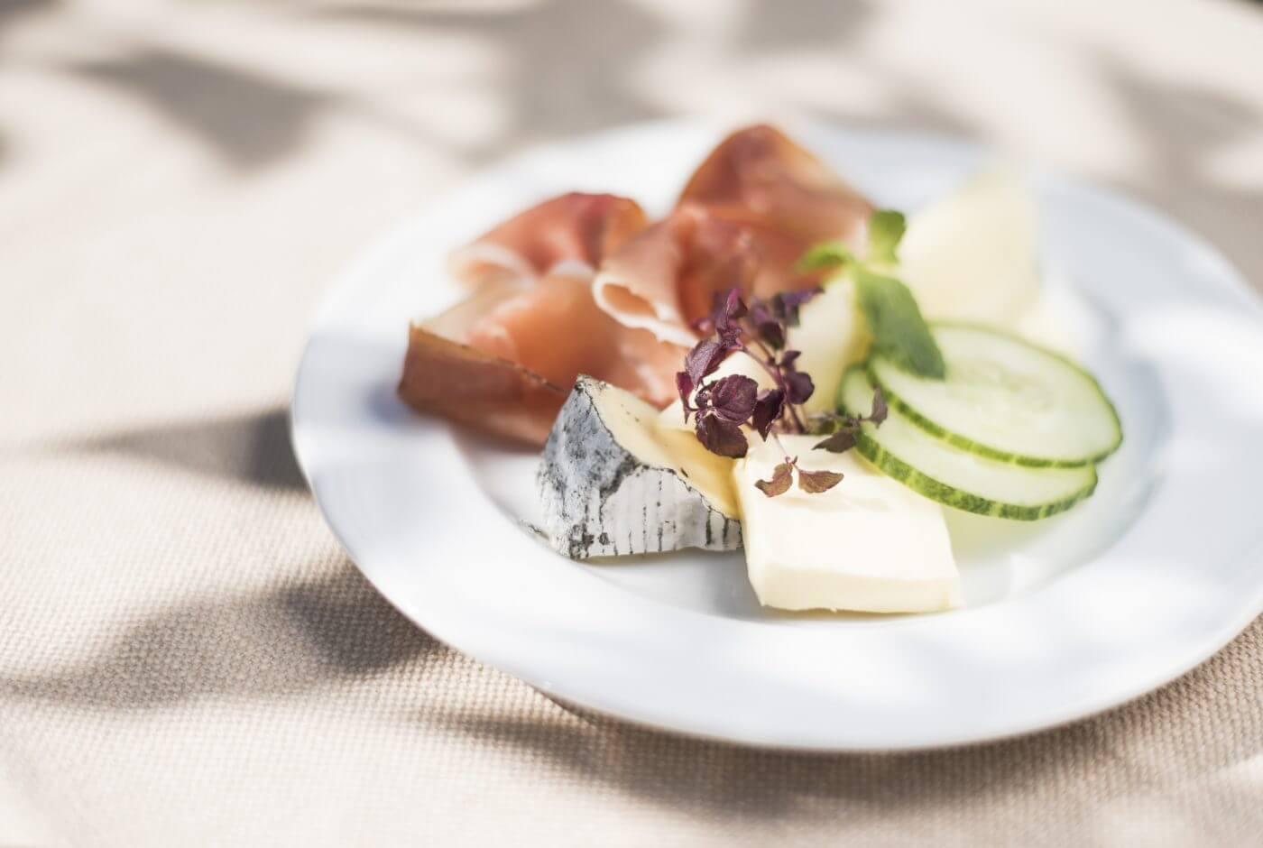 Region, Frühstück
