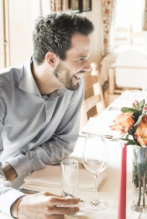 Restaurant, Mittagessen