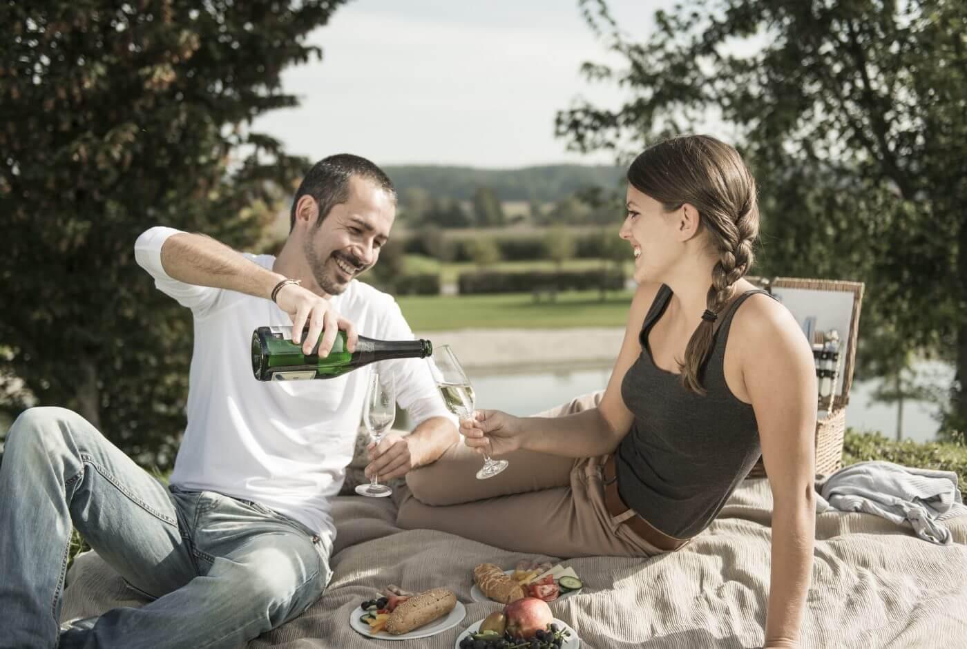 Picknick, Romantik