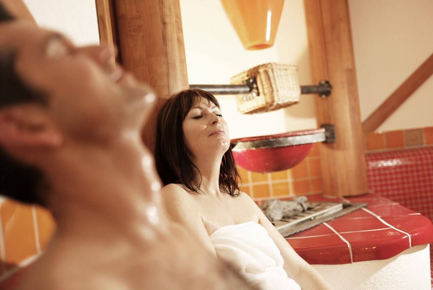 Sauna, Wellness