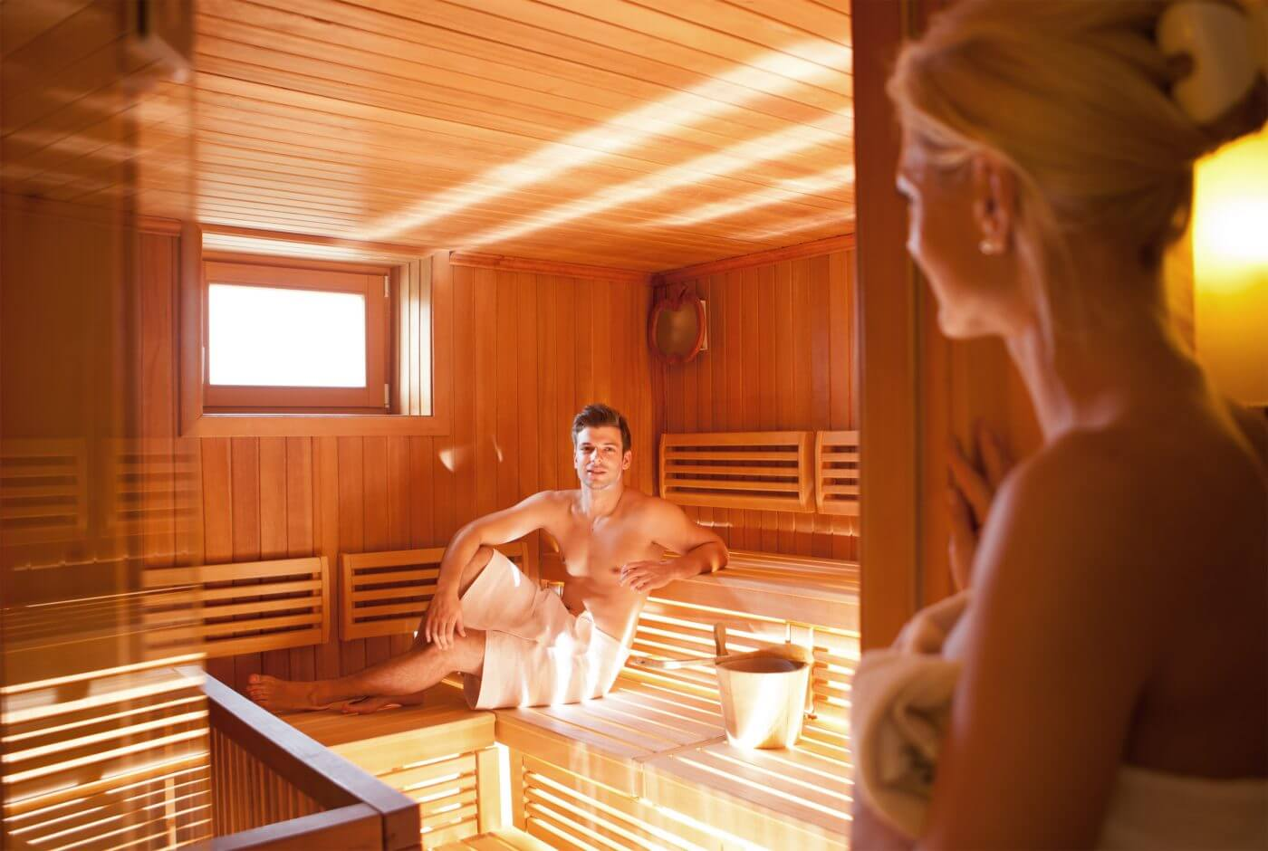 Sauna, Wellness, Spa