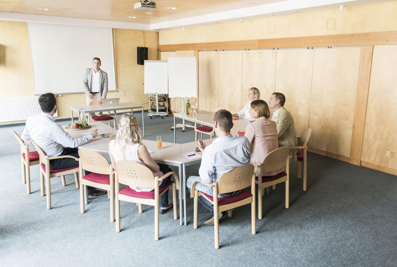 Seminar, Räumlichkeiten