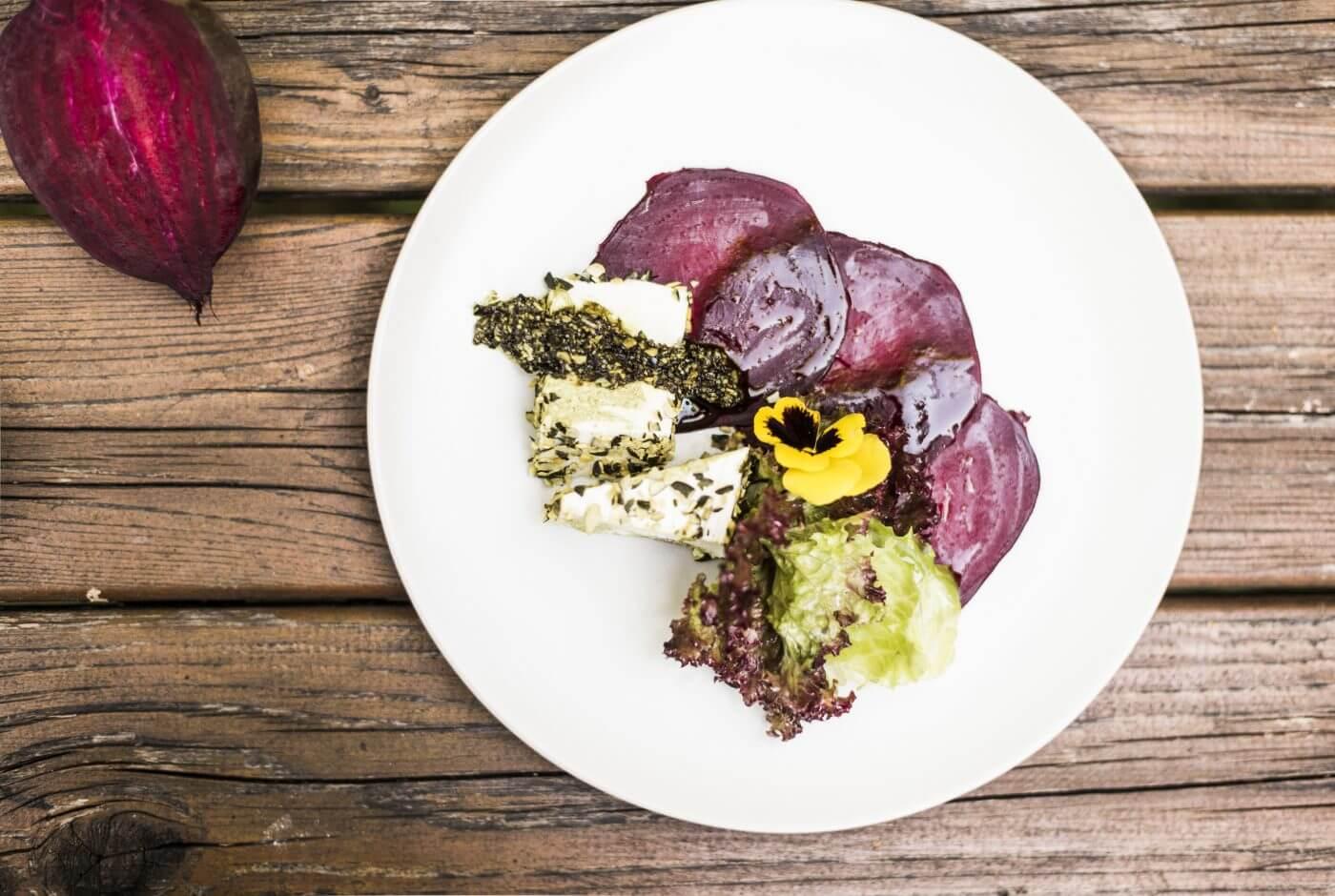vegetarische Vorspeise, kulinarik, region