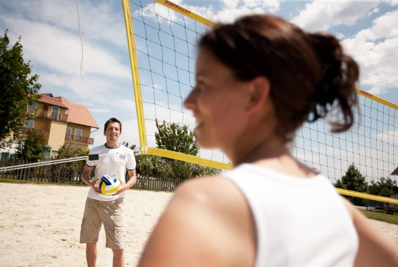 Sport, Sommer, Volleyball