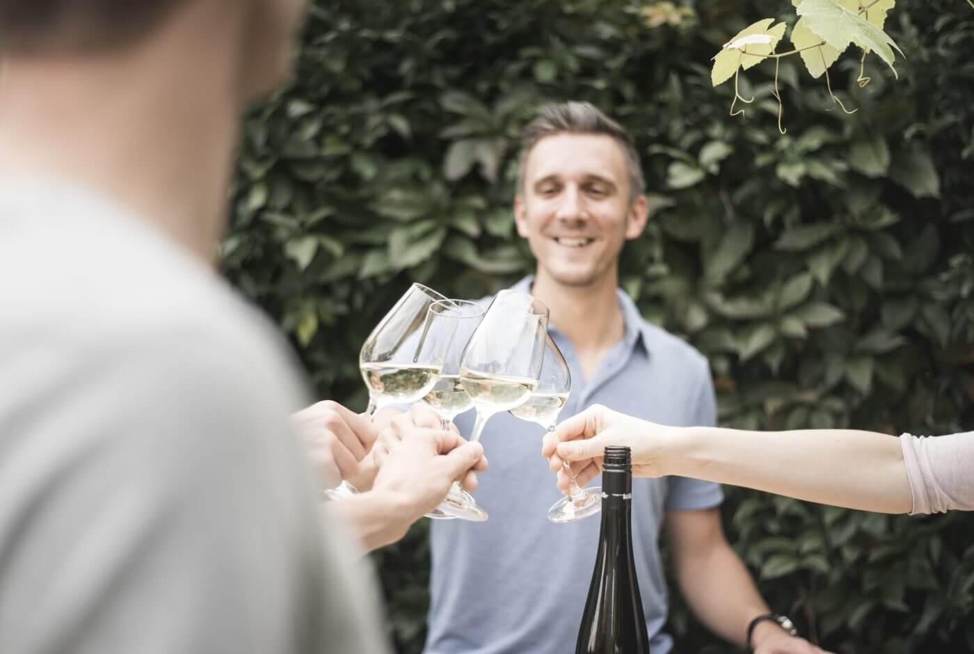 Betriebsausflug mit Weinverkostung in der Steiermark - Ballonhotel Thaller