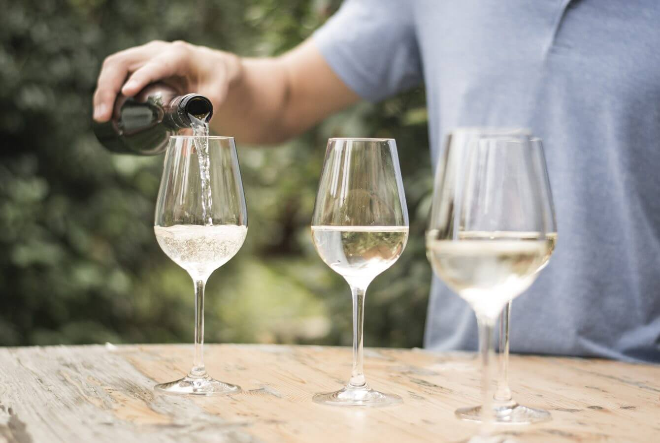 Wein, Verkostung