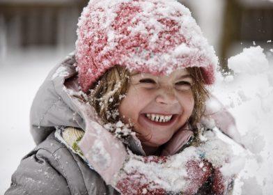 Familienurlaub im Winter im Ballonhotel