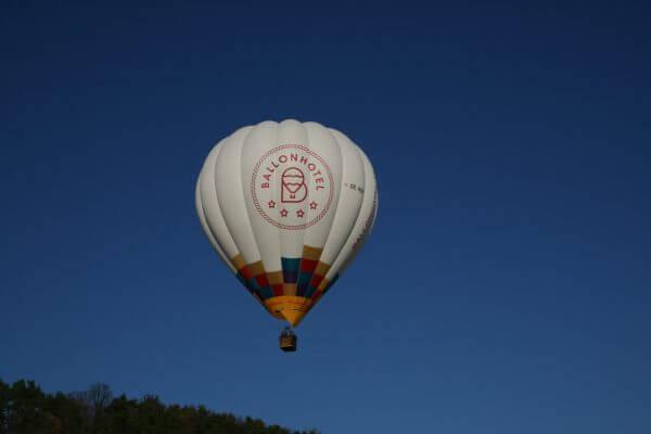 Ballon vom Ballonhotel