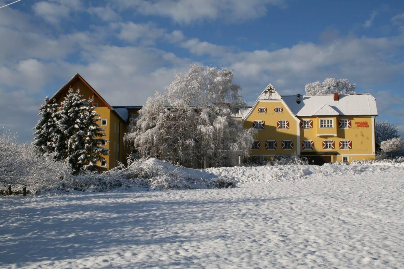 Hotel, Winter
