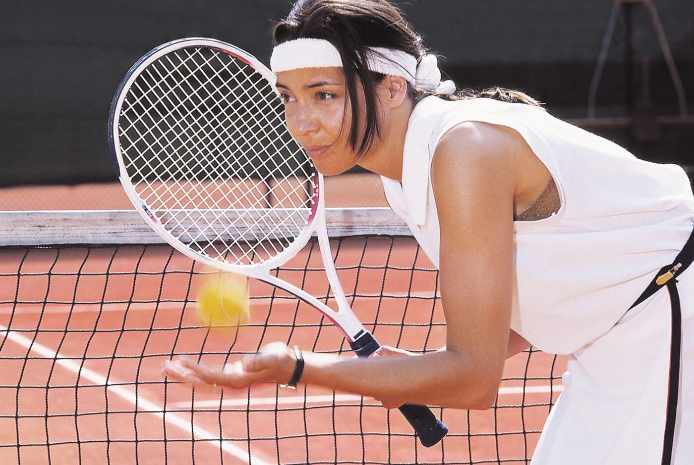 Tennisplätze beim Aktivhotel in der Steiermark - Ballonhotel Thaller