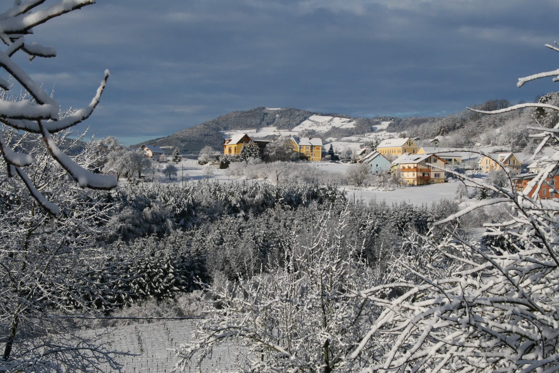 Winterlandschaft, Hofkirchen