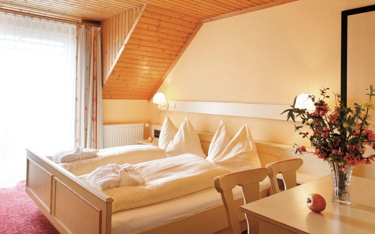 Zimmer im Ballonhotel in der Steiermark - Ballonhotel Thaller