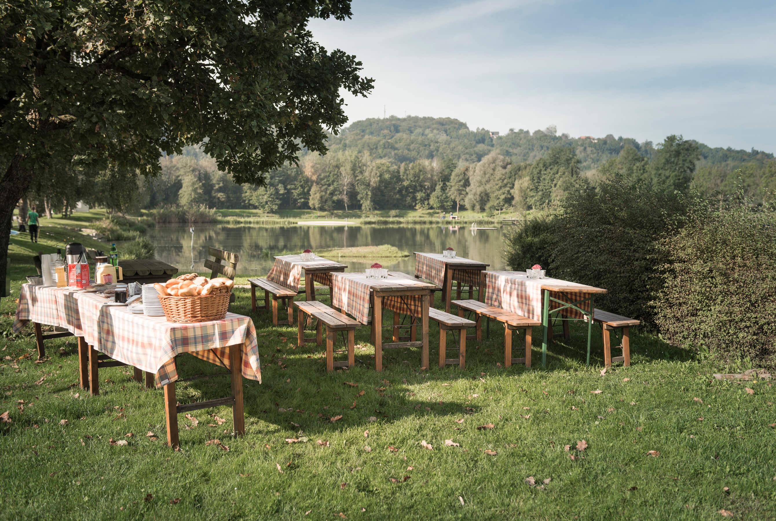 Picknick, See