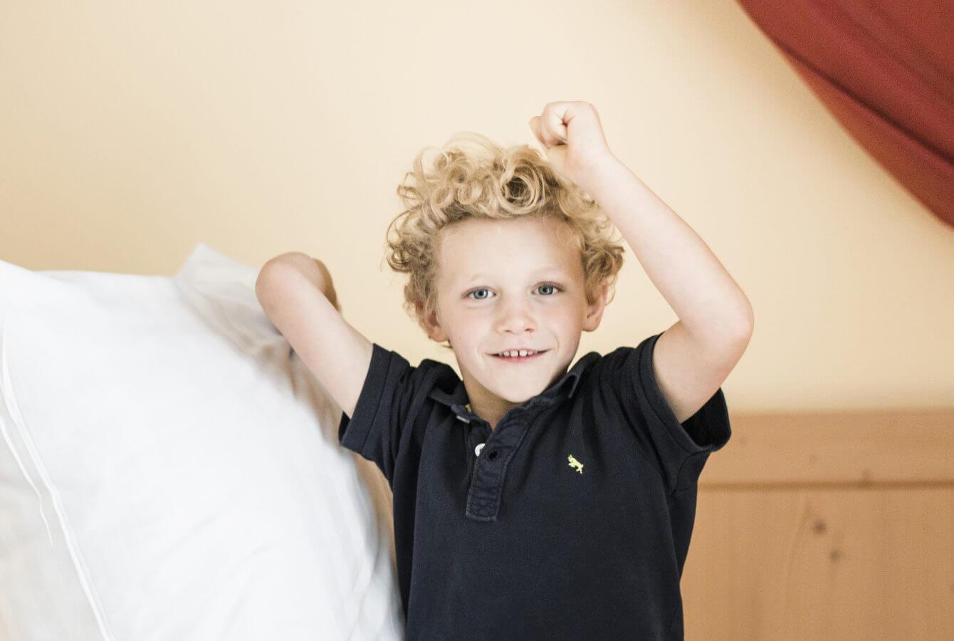 Vergnügen für Kinder im Familienurlaub in der Steiermark - Ballonhotel Thaller