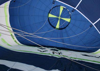 Ballonaufrüsten in Hofkirchen